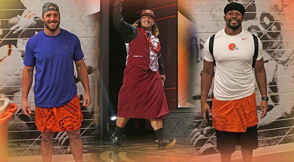 Danny Shelton bringing Polynesian culture to Browns locker room