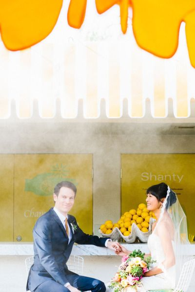 Tips for beating the heat at a summer wedding! http://www.stylemepretty.com/2014/06/18/tips-for-beating-the-heat-at-a-summer-wedding/ | Photography: http://docuvitae.com/