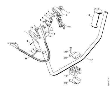 stihl fs 85 parts diagram auto wiring diagram today u2022 rh autodiagram today Stihl BG 85 Parts Diagram Stihl Trimmer FS 46 Parts Diagram