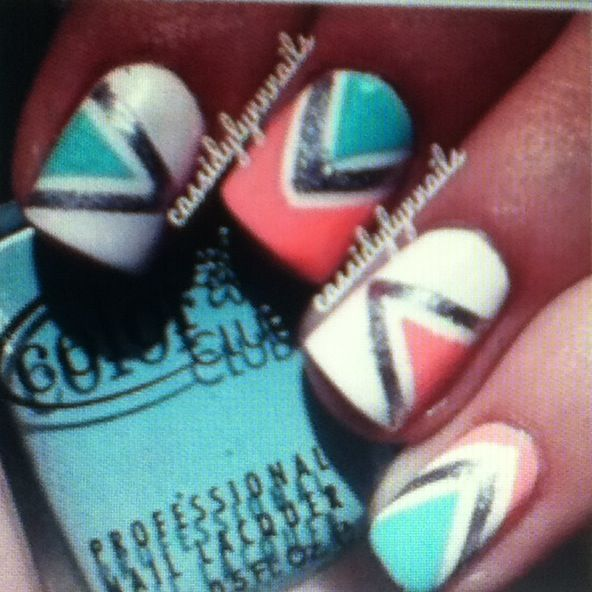 Best 25+ Teen Nail Designs Ideas On Pinterest