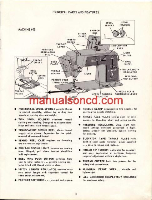 Singer 974 Sewing Machine Manual Pdf