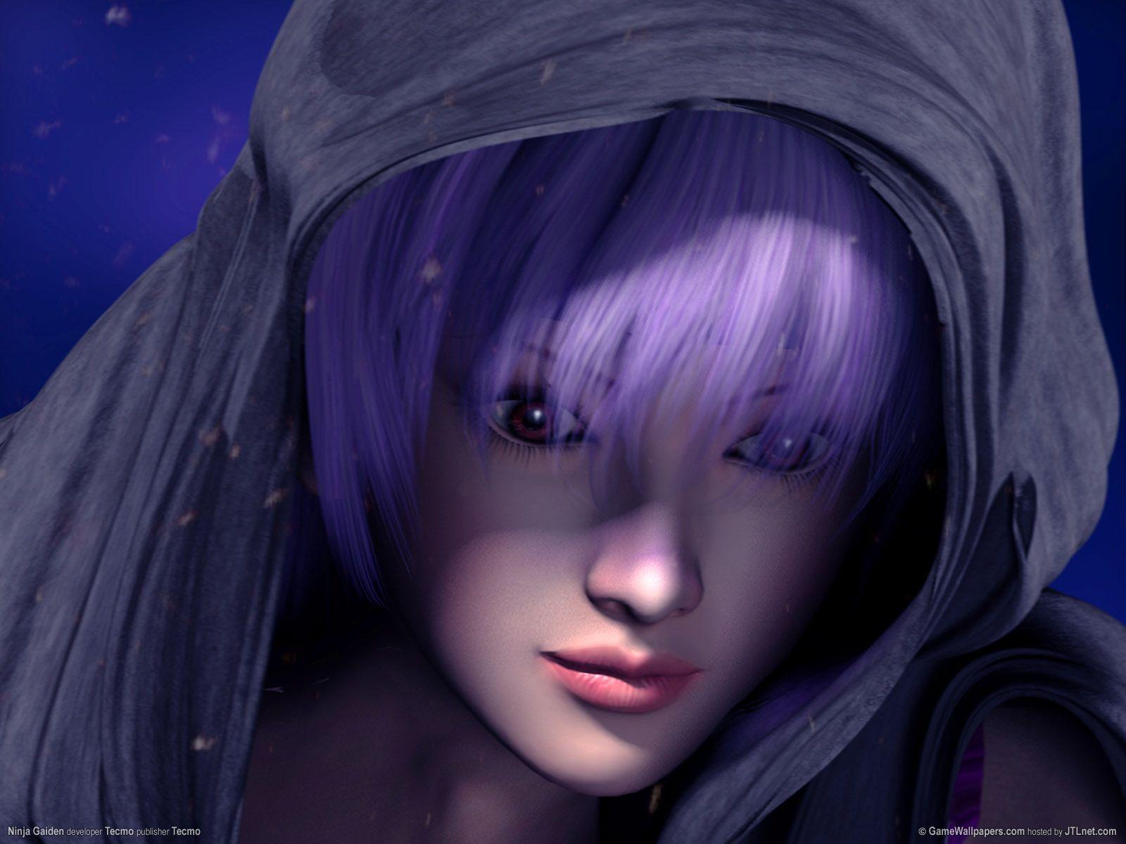 Ayane, female ninja - Dead or alive | Fems thru the games