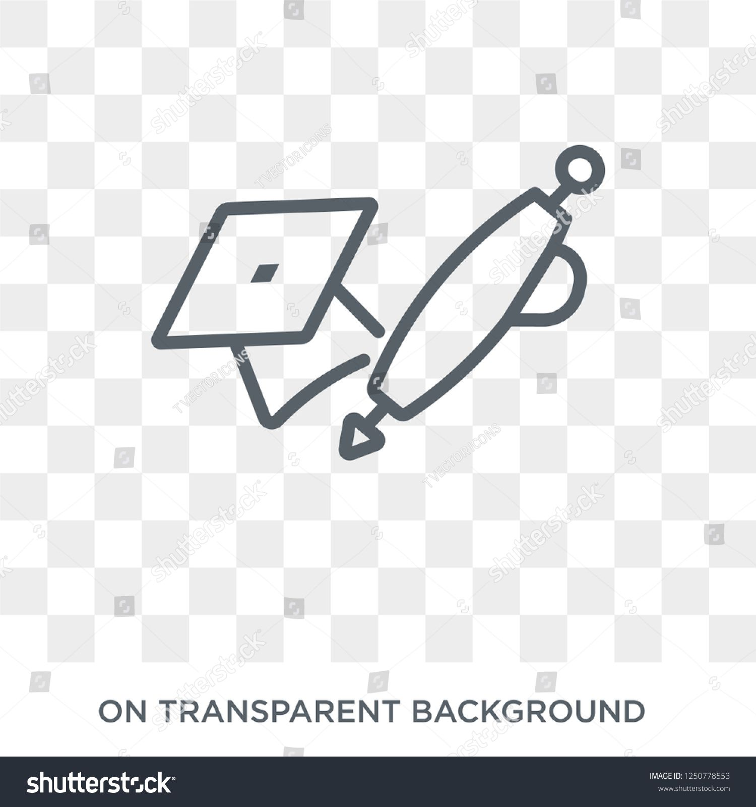 Education Icon Trendy Flat Vector Education Icon On Transparent Background From E Learning And Educatio With Images Education Icon Photography Business Cards Trendy Flats