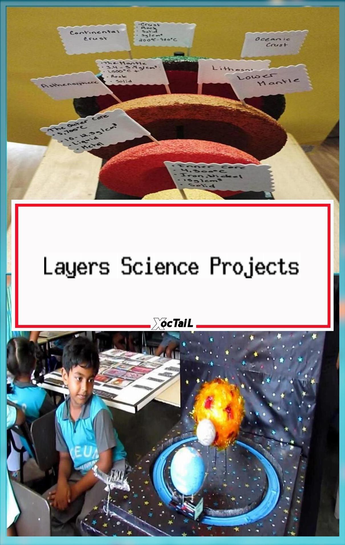 Grade 3 Science Project Earth Moon Sun In