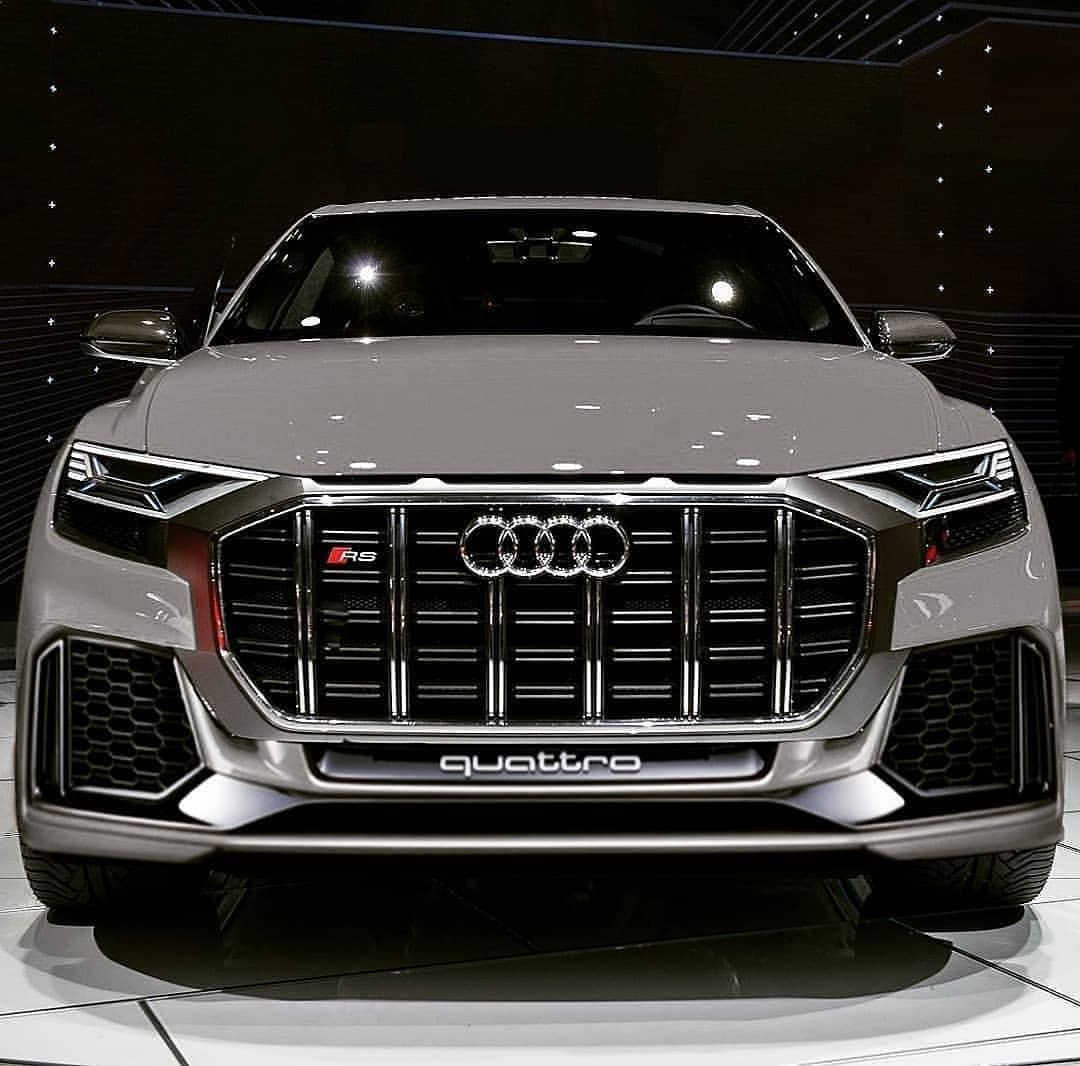 Grey Rsq8 With 605 Hp Super Luxury Cars Suv Cars Audi Suv