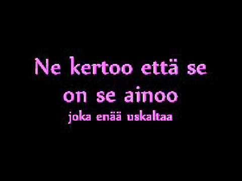 Kaija Koo - Aino (with Lyrics) - YouTube