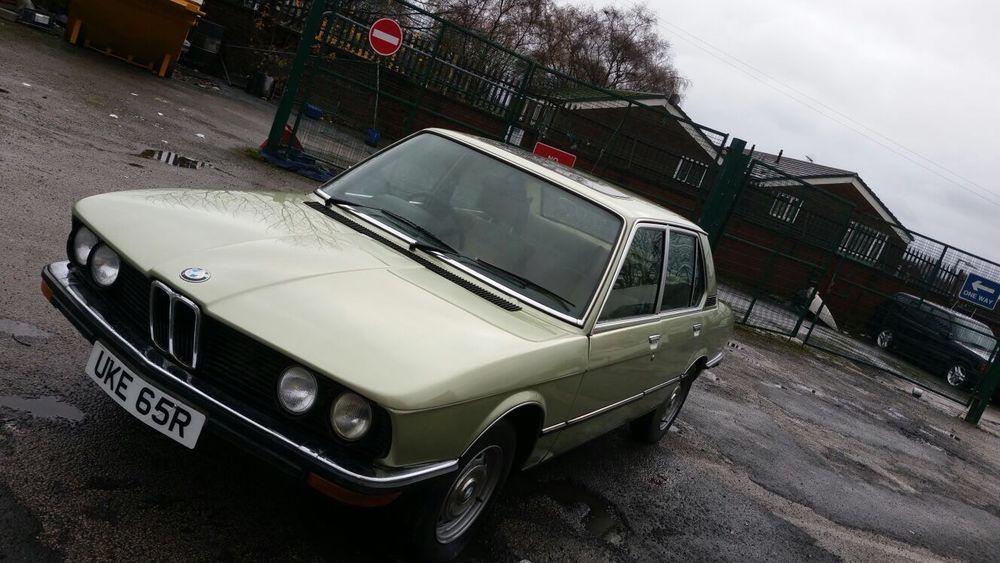 eBay: Rare 1977 BMW 520 Automatic E12 4 cylinder engine #classiccars ...