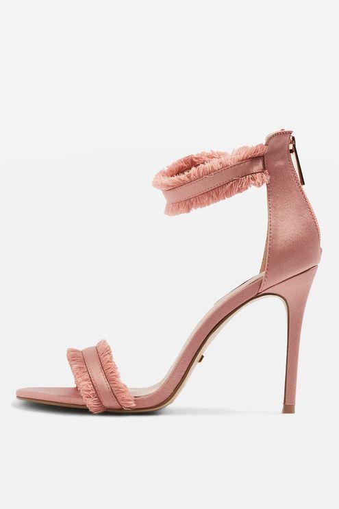 53e4da70436 Riley Fringe Sandals | Dream shoes | Fringe sandals, Topshop heels ...
