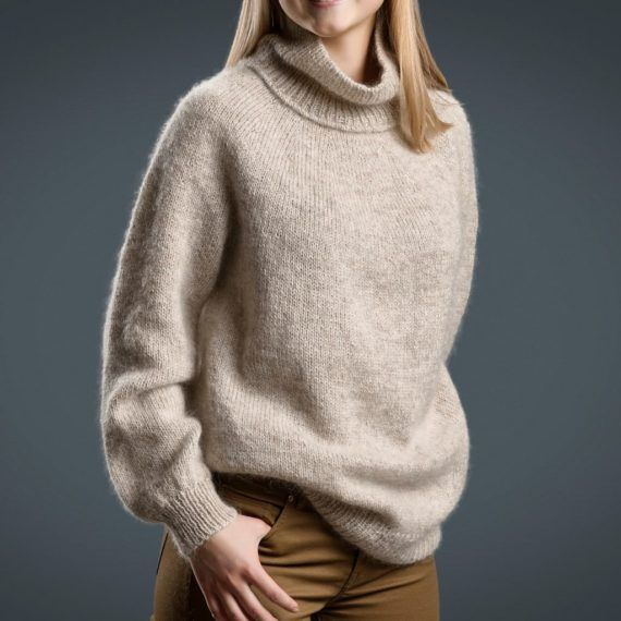 Photo of Pearl cardigan – pdf opskrift | Designer Sanne Fjalland