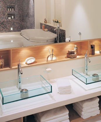 master bathroom upstairs. this is an example of how the