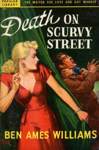 Rudolph Belarski Cover Art