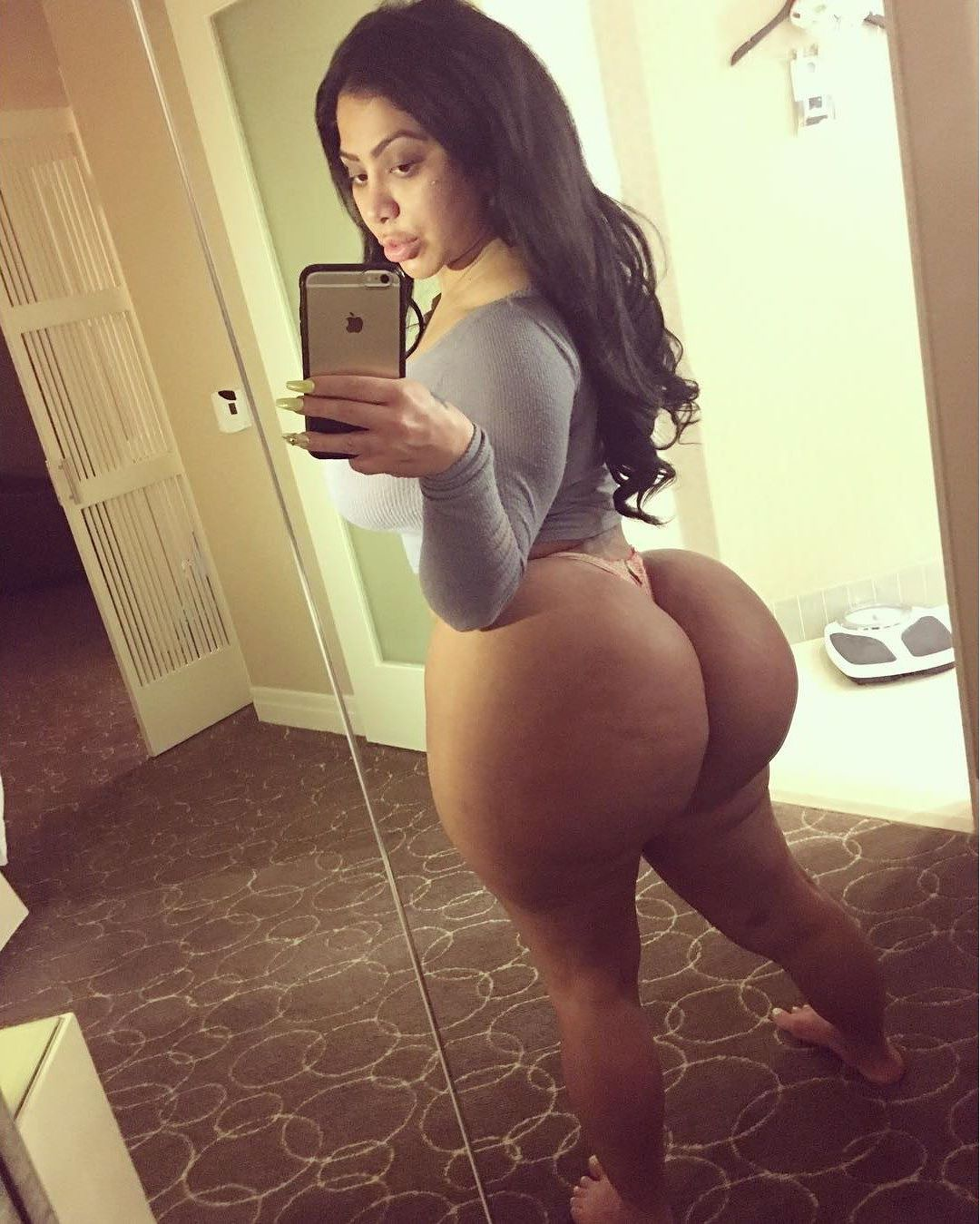 black girl big ass