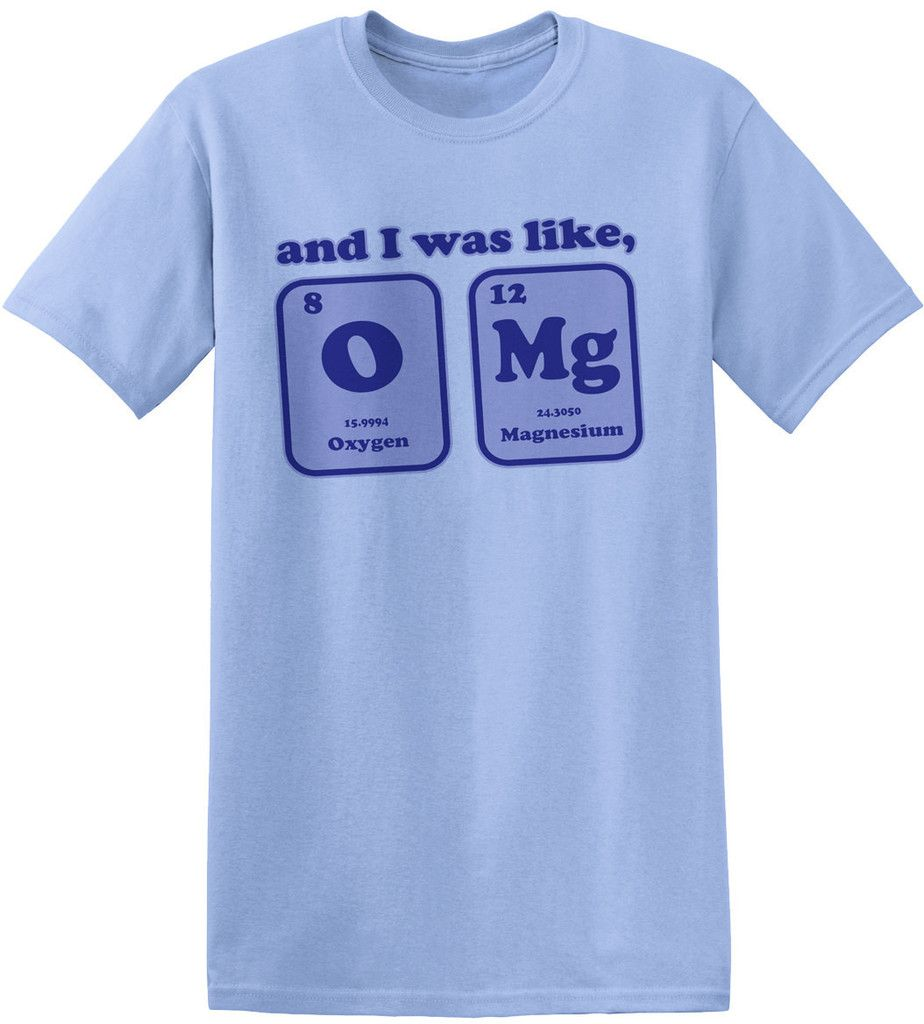 Periodic table omg joke gifts for science nerds shirts for geeks periodic table omg joke gifts for science nerds shirts for geeks chemistry humor urtaz Images