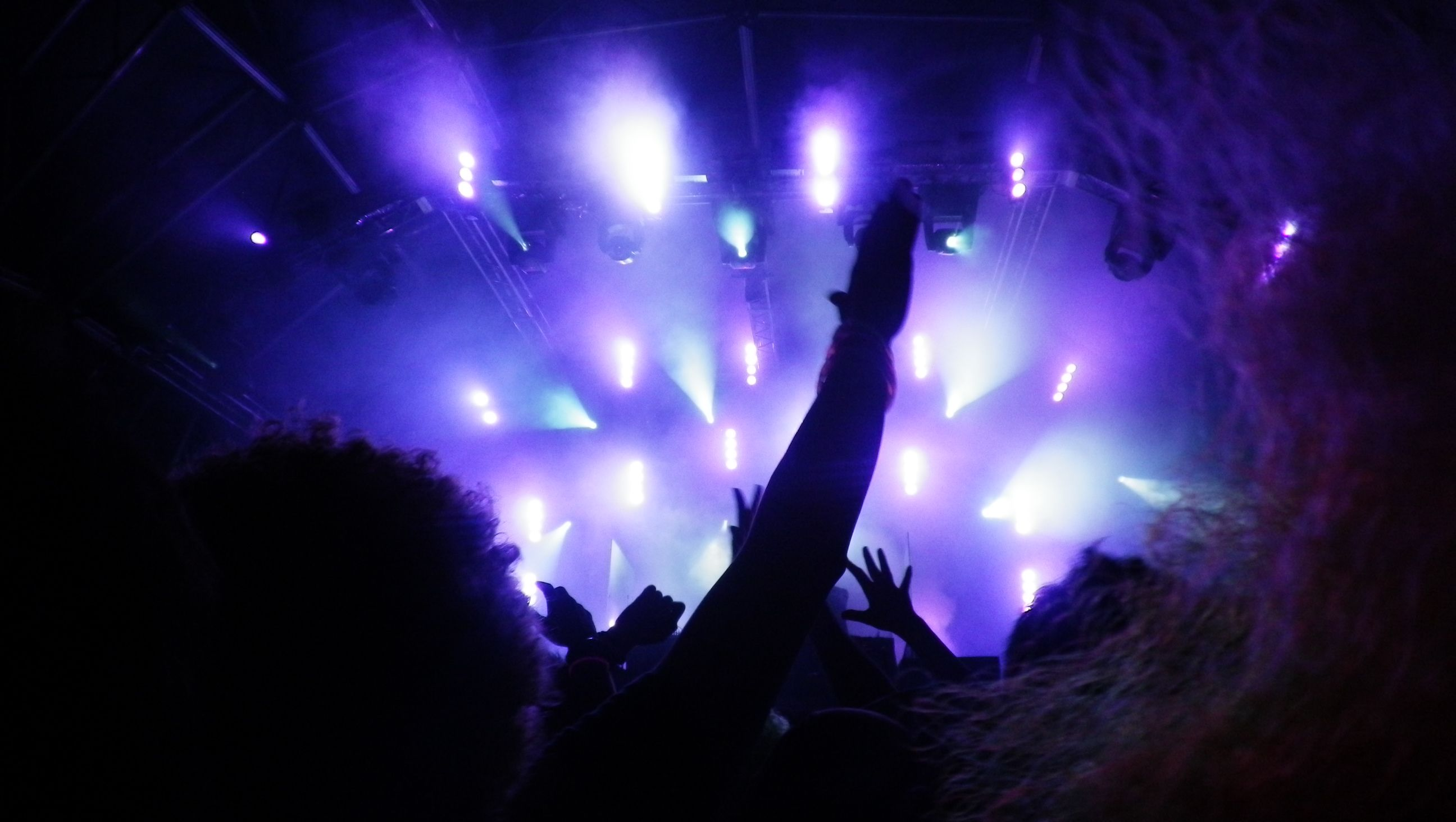 Big Beach Festival '12 in JAPAN chemical brothers!