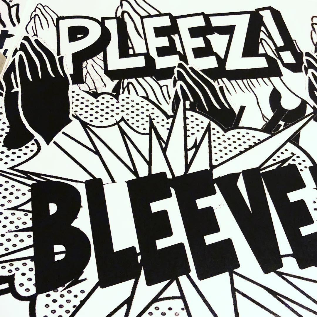 pleez pleezbleev pleezizm peyote lichtenstein art influence Kanye West Clothing Line amazon kanye west clothing