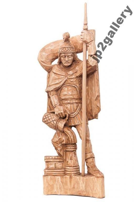 Swiety Florian Rzezba Drewniana 5328275306 Oficjalne Archiwum Allegro Sculpture Lion Sculpture Statue