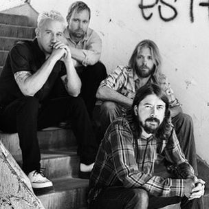 """Love Dave Grohl and his band, the Foo Fighters. """"One of These Days"""" is a favorite."""