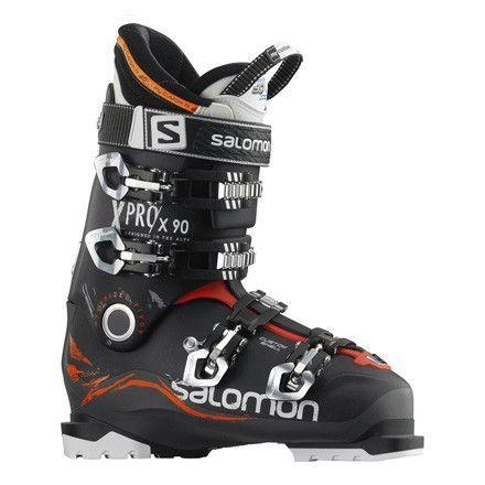 Salomon X Pro X 90 Cs Ski Boot Anthracite Black Orange 2016 Ski Boots