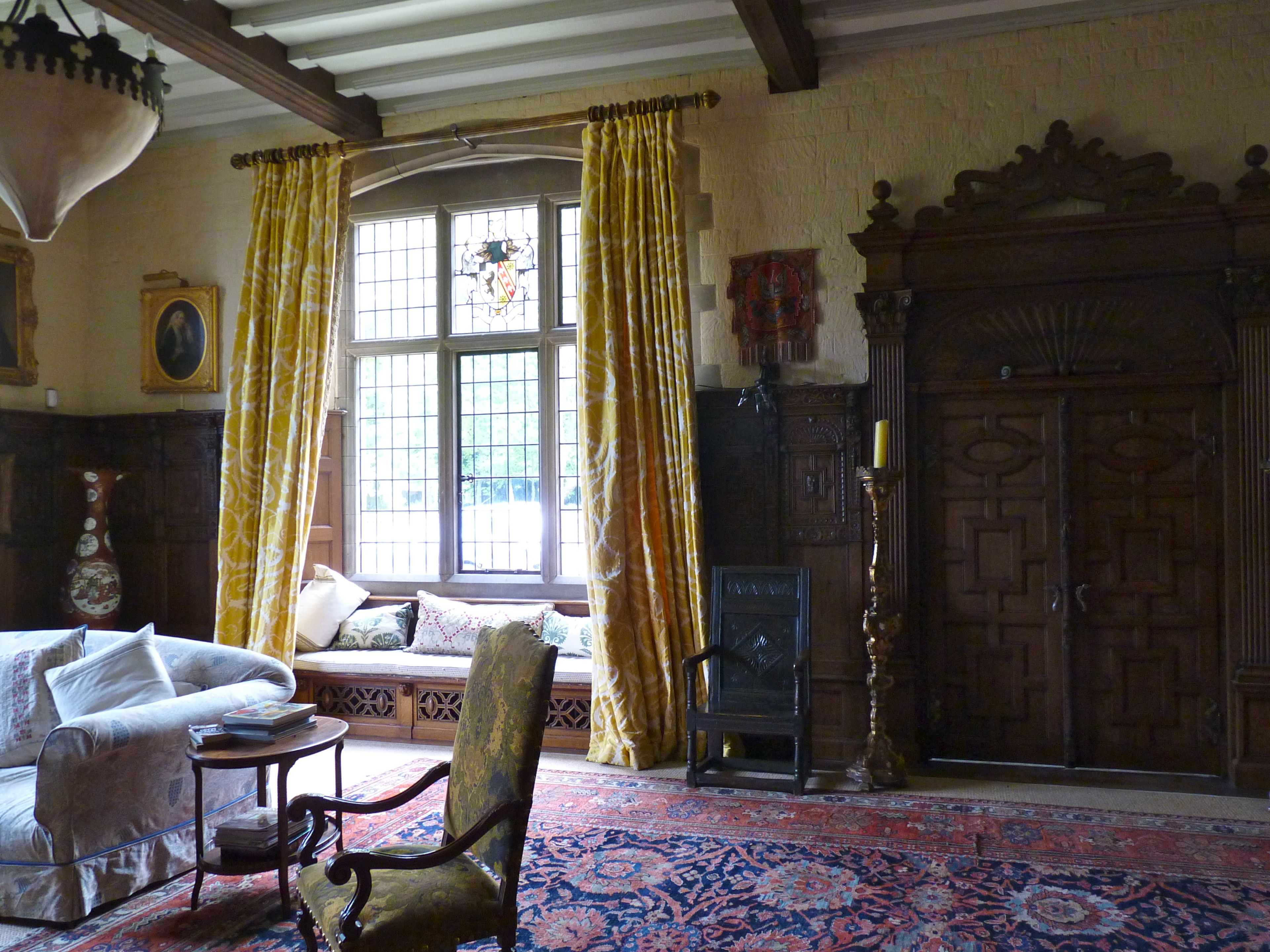 English country home interiors  Pg   For the Home  Pinterest  House art