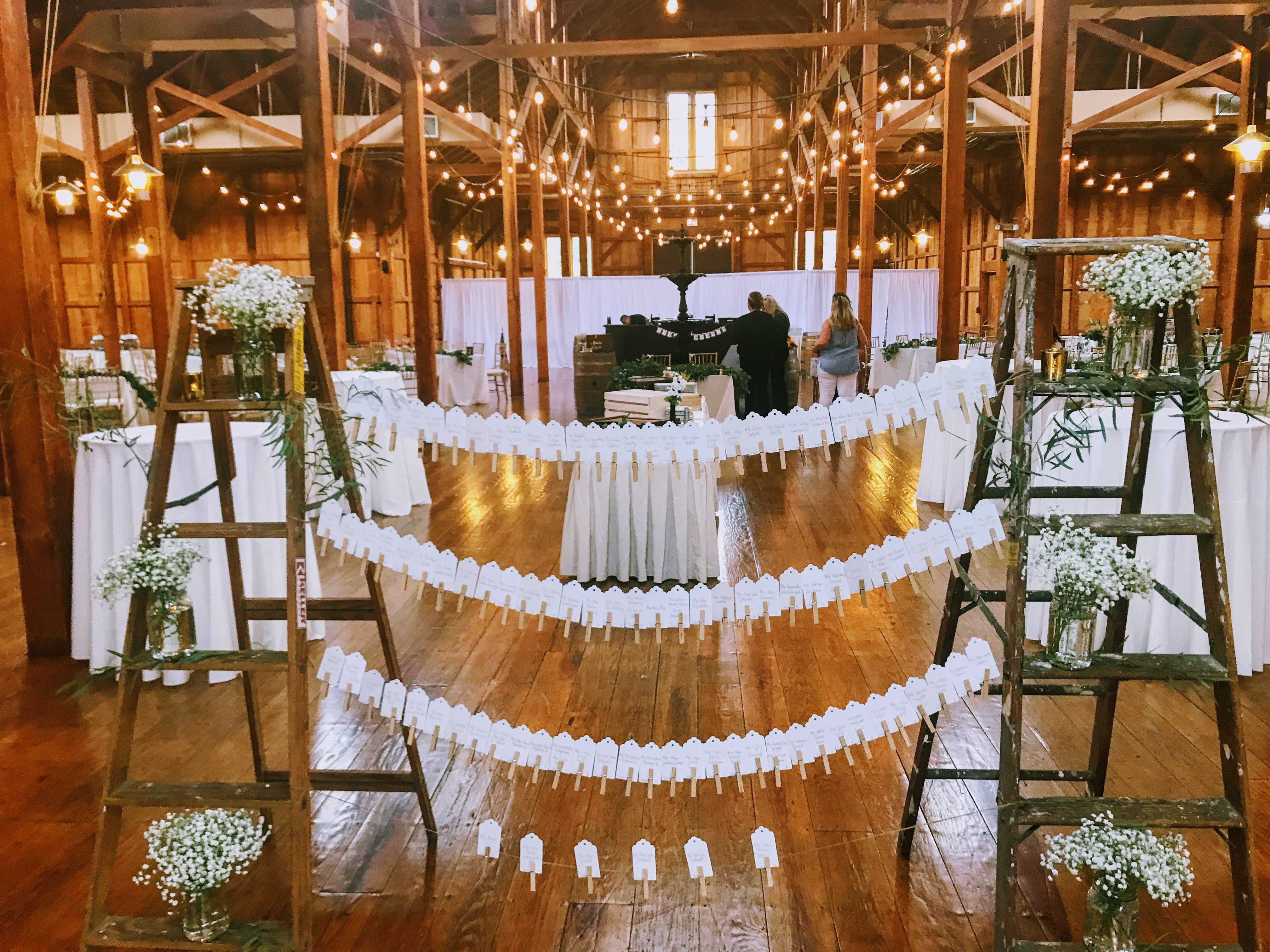 The rustic wedding of your dreams! {The Barn at Old ...