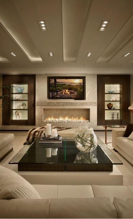 Homedesign Livingroomdecor Inspiration Design Ideas For A Contemporary Living Room Contemporary Living Room Design Elegant Living Room Luxury Living Room Modern elegant living room designs