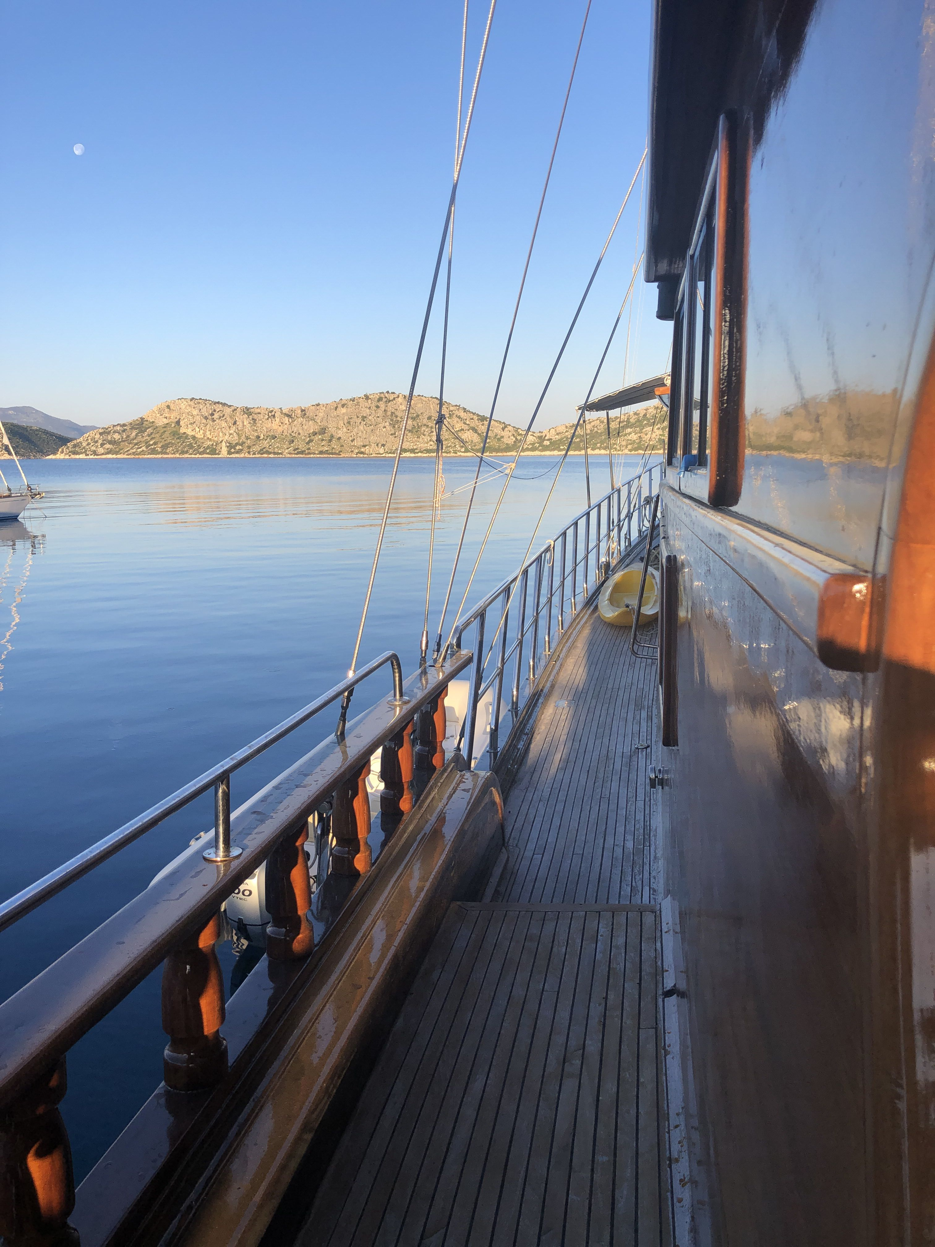 Picture Of Sail Channel Islands Day Tours