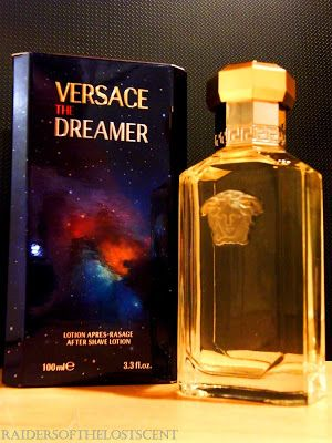 Versace The Dreamer Scent Of A Man Vintage Perfume Versace