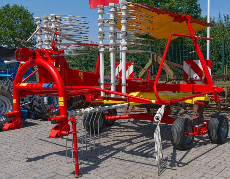 Pottinger Eurotop 461 N Schwader Stegemann Landtechnik Landwirtschaft Landmaschinen