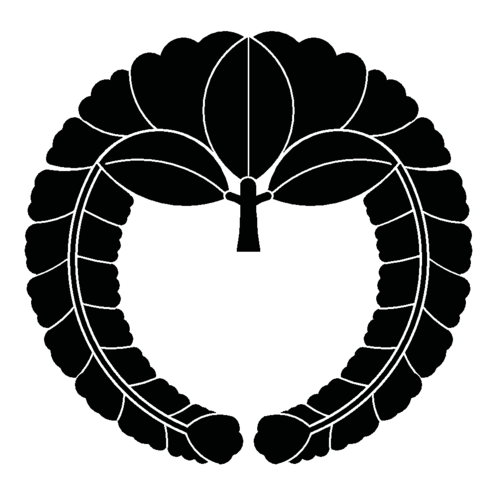 下り藤 さがりふじ Sagari Fuji The Design Of Japanese Wisteria 家紋 紋章 文様