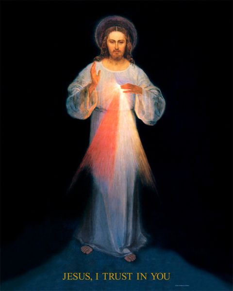 Divine MercyThat Awkward Moment When You Realize Someone's Loving You but You're Not Paying Attention