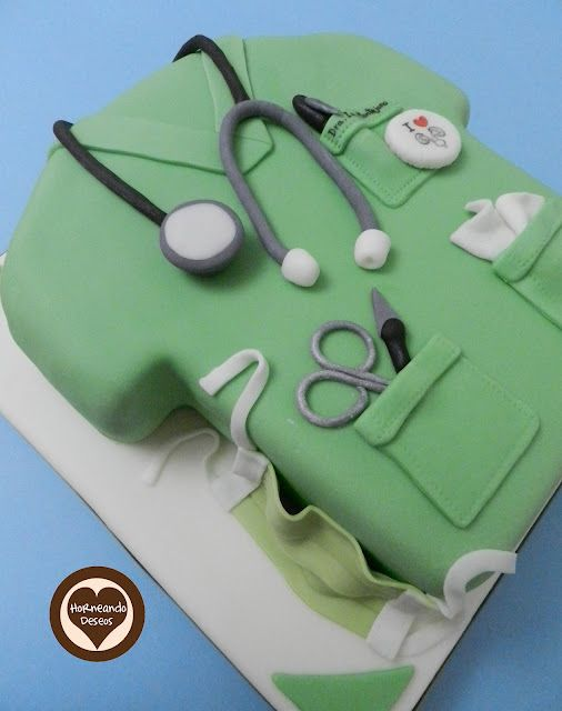 Doctors Cake I would love to make one for Michael food ideas