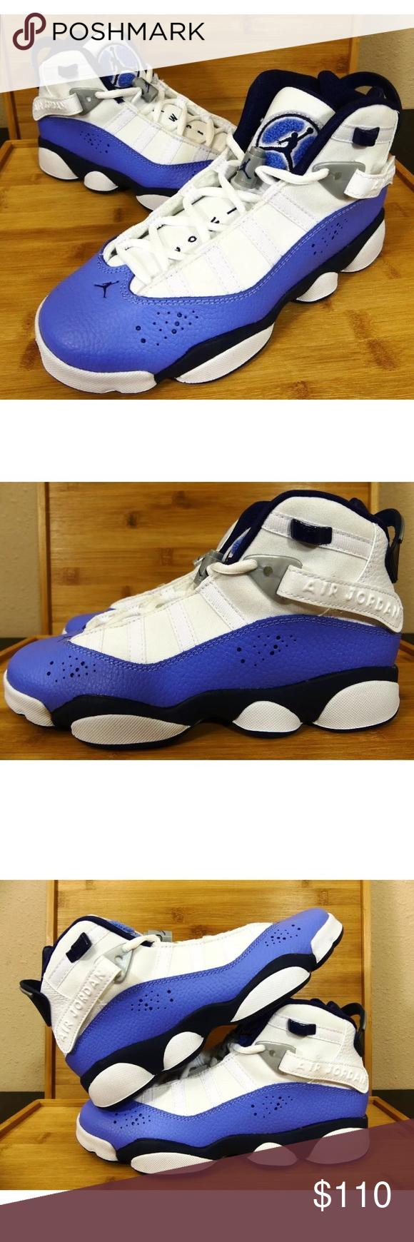 557807e9ce40db Kid s Nike Air Jordan 6 Rings Size 5.5Y Womens 7.5 NWT in 2018