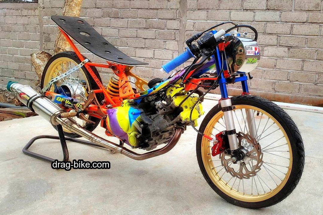 Modifikasi Jupiter Mx Drag Race Gambar Produk