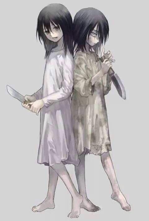 Mikasa Ackerman Child Mikasa and Levi aka Th...