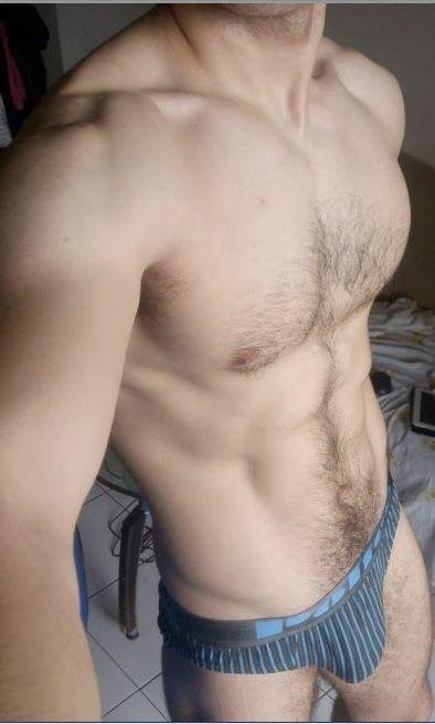 neighbor hairy panty