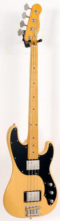 Fender Modern Player Telecaster Bass Butterscotch Blonde Fender Bass Guitar Telecaster Bass Fender Bass