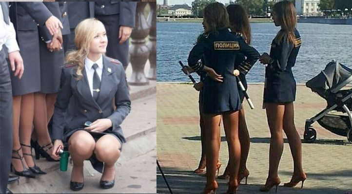 полиция фото девушки под юбкой почему решила