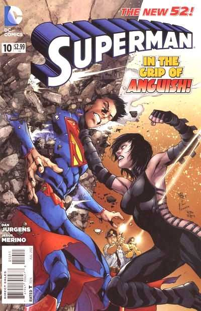 Superman (2012-08) Superman (2012-08) Ivan Reis & Eber Ferreira, ill.     You can find Superman and