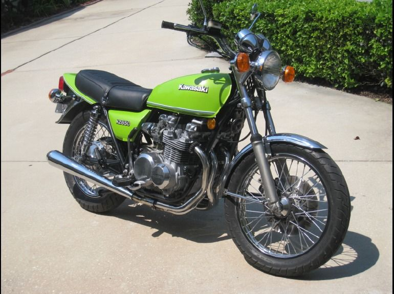 1979 Kawasaki Kz 650 listed for $3,500 | Motorcycles For Sale