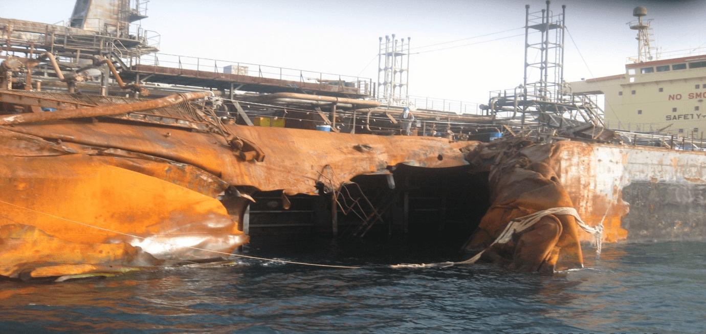 Collins Marine Consultants Ltd specialises in extracting