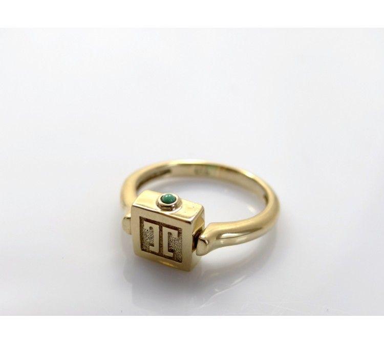jette joop ring mit t rkisen 750 gold deta jewelry pinterest ring. Black Bedroom Furniture Sets. Home Design Ideas