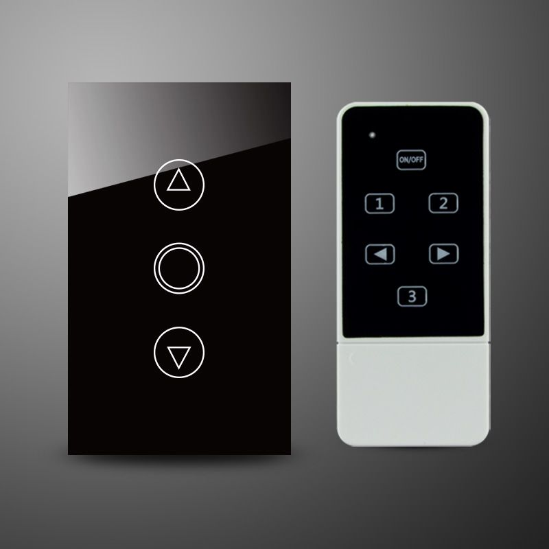 Us Au Standard Wireless Remote Control Touch Light Dimmer Switch