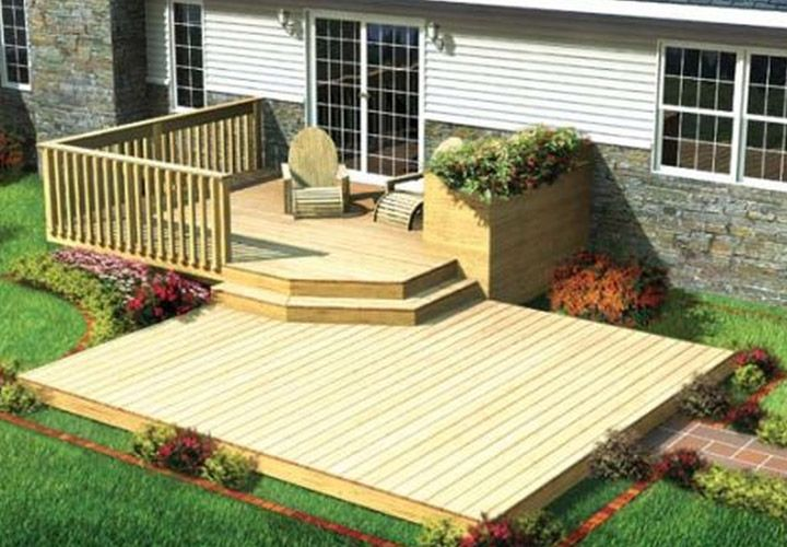 Ordinaire Deck And Patio Ideas For Mobile Homes (
