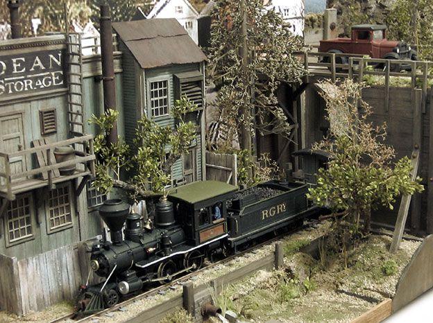 2 Ft Gauge On N Gauge Track Narrow Gauge Model Railroad Forums Freerails Model Trains Model Train Scenery Model Railroad