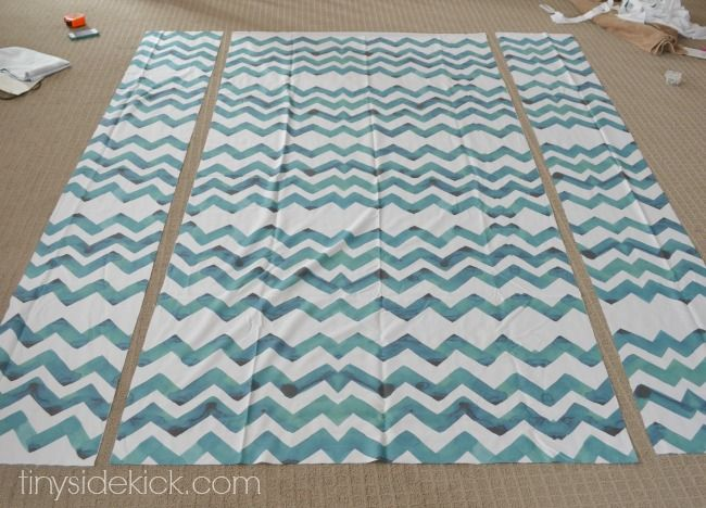Awesome Step By Step Tutorial To Make Your Own Duvet Cover Even If Your Fabric Isn T Wide Enough Duvet Cover Diy Diy Duvet Duvet Cover Tutorial