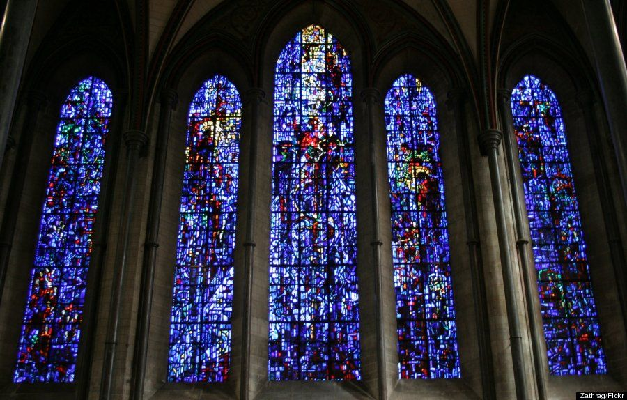 The Most Stunning Stained Glass Windows In The World Photos Stained Glass Windows Stained Glass Gloucester Cathedral