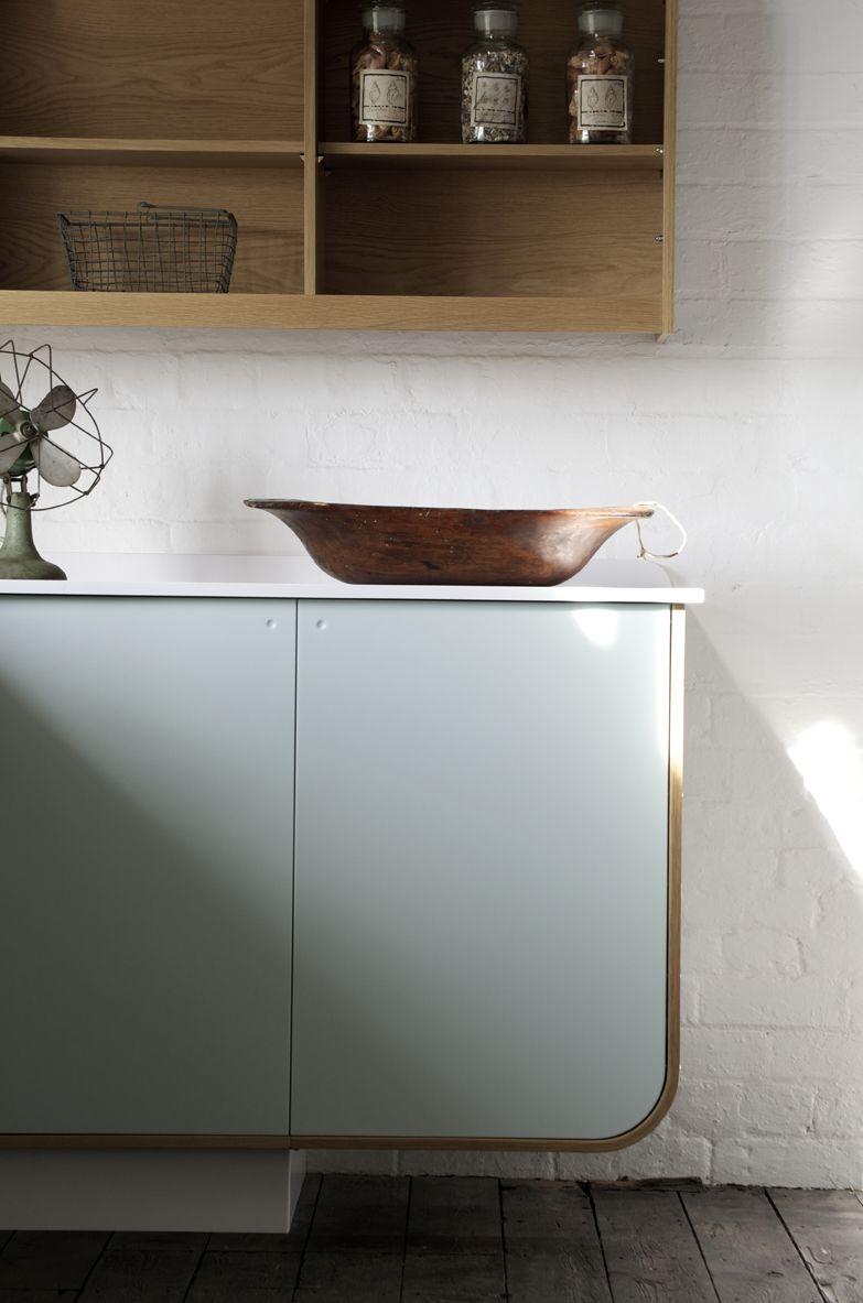Air Kitchen: designed by DeVOL using HI-MACS® | Design | Pinterest ...