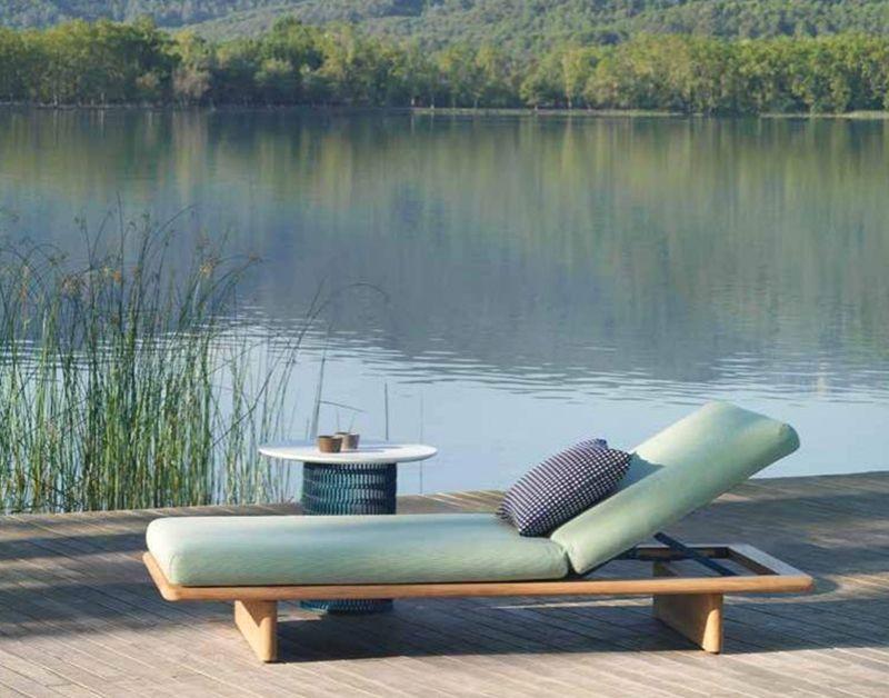 Kettal Mesh Deck Chair