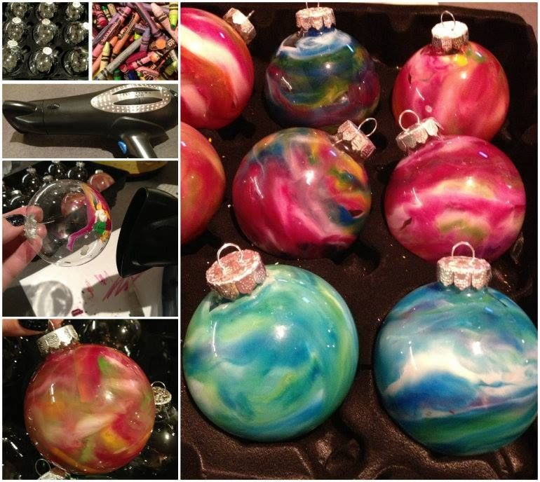 How to make melted crayon ornaments for christmas diy diy crafts do how to make melted crayon ornaments for christmas diy diy crafts do it yourself diy projects solutioingenieria Image collections