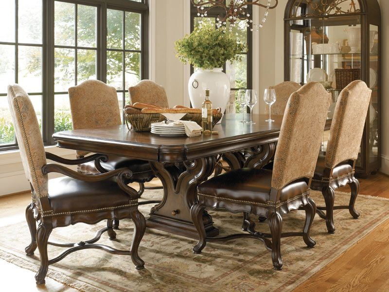 Best Tuscan Dining Room Set Photos House Design Interior